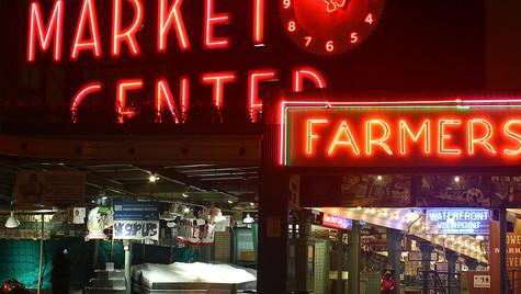 Pike's Market - Seattle, WA