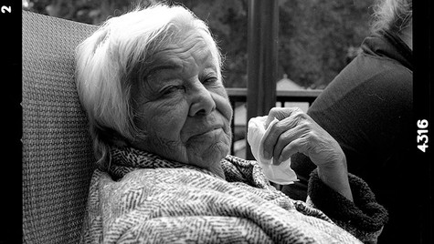 The Last Portrait of Grandma
