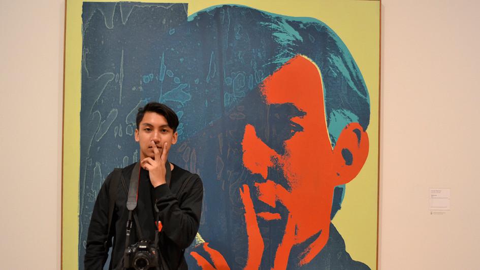 Finding Warhol, San Francisco
