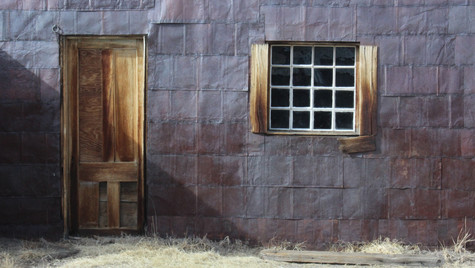 The Tin House- Bodie,CA