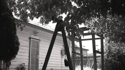 Swings at Grandmas