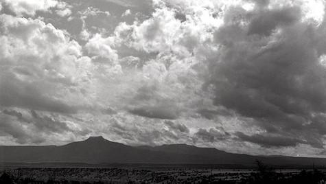 Cerro Pedernal, NM