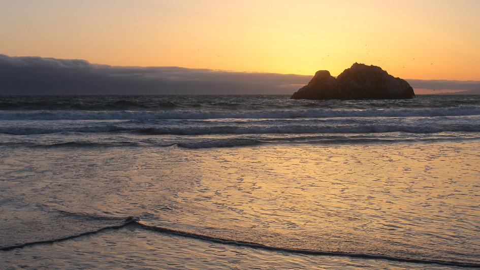 Sunset, San Francisco, CA