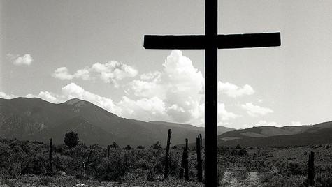 The Black Cross, Taos, NM