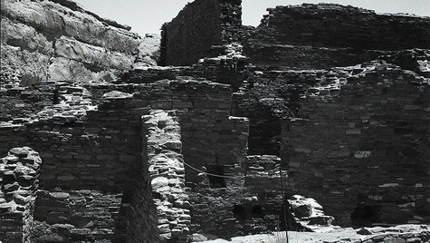 What Remains, Chaco Canyon