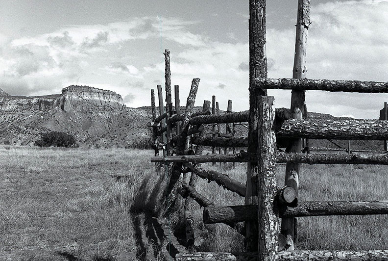 Ghost Ranch No 1., NM
