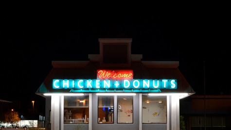 Chicken and Donuts