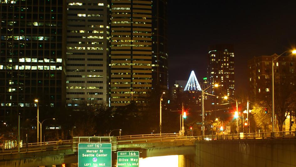 Seattle at Night - Seattle, WA