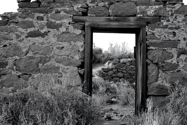 Ruins- Bodie, CA