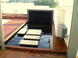 Feature at rooftop