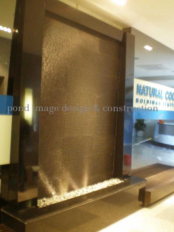 Waterwall tiles