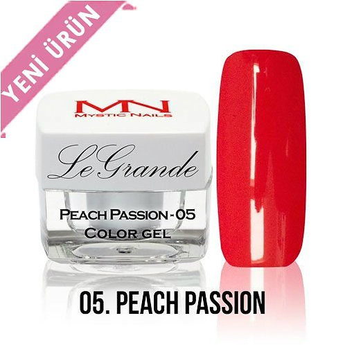 MN Le Grande Color UV Gel Peach Passion