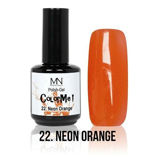 MN Color Gel Neon Orange 22