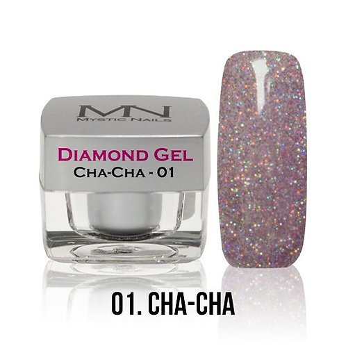 MN Diamond Gel Cha-Cha 01