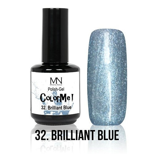 MN Color Me Brilliant Blue  32