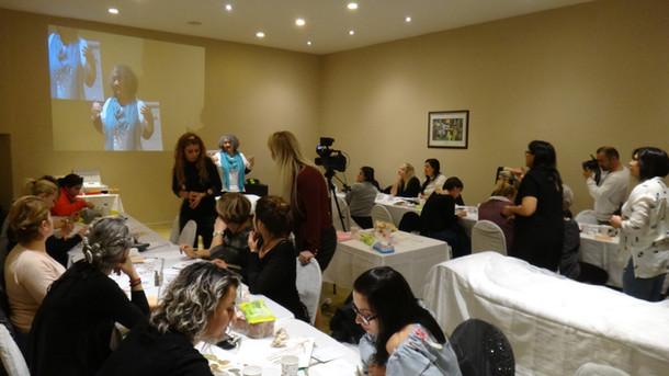 Kalıcı Makyaj Ustaları Antalya'da buluştu