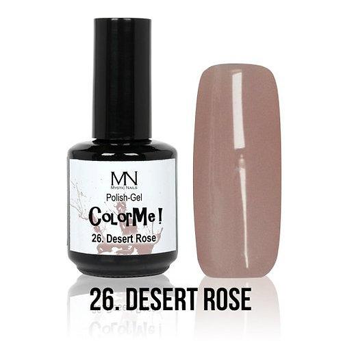 MN Color MeDesert Rose 26