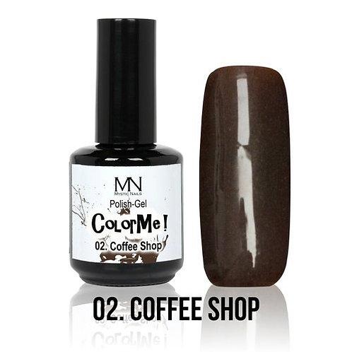 MN Color Me Coffe Shop