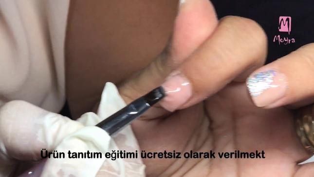 Protez Tırnak ürün eğitimi