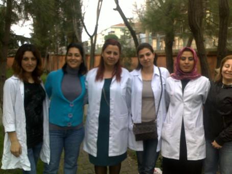 Öğrencilerimle Beraber  Maltepe Halk Eğitim Merkezinde