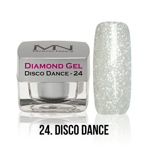 MN Diamond Gel Disco Dance