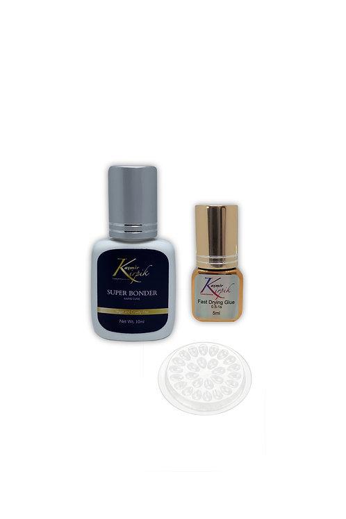 Kaşmir Kirpik ® Yapıştırıcı Seti