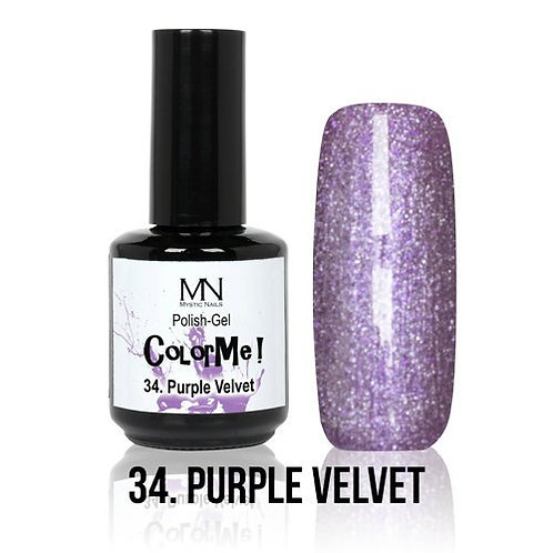 MN Color Me Purple Velvet 34
