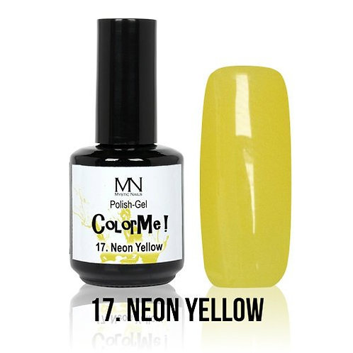 MN Color Gel Neon Yellow 17