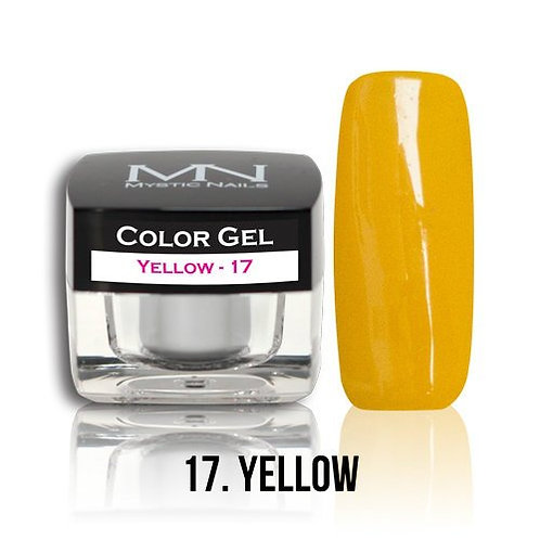 MN Color Gel Yellow 17