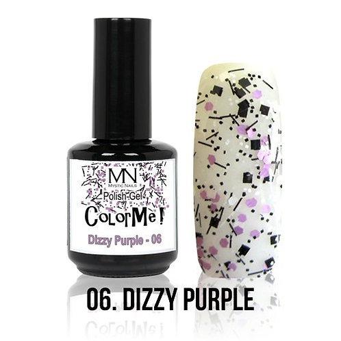 MN Color Gel Dizzy Purple 06