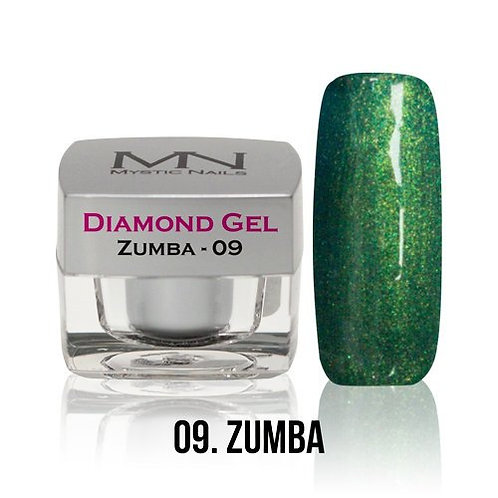 MN Diamond Gel Zumba