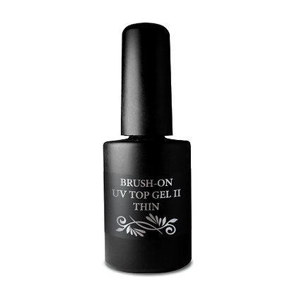 Brush On Top Coat 2 ( Fırçalı UV Üst kat jel 2 )