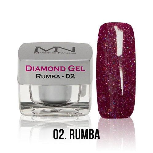 MN Diamond Gel Rhumba
