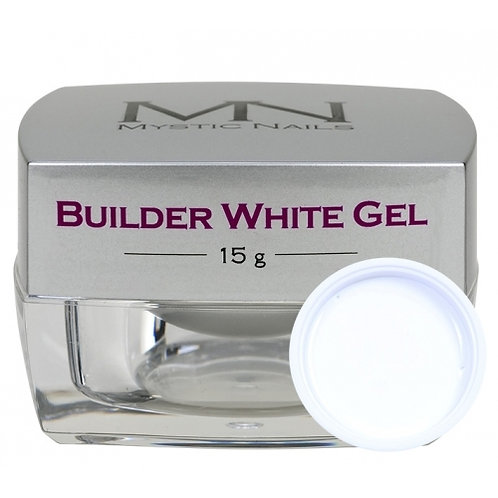 Mystic Nail Builder White Jel 15 g