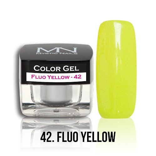 MN Color Gel FluoYellow 42