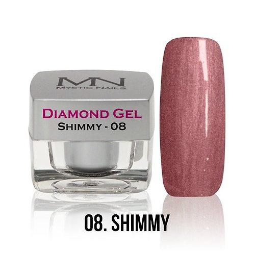 MN Diamond Gel Shimmy