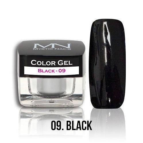 MN Color Gel Black 09
