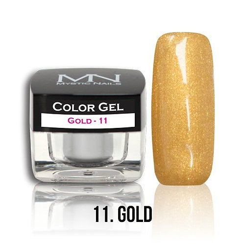MN Color Gel Gold 11