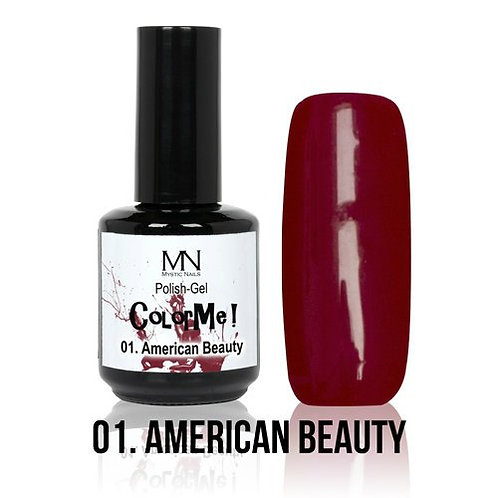 MN Color Me American Beauty