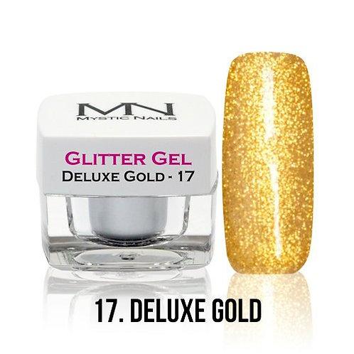 MN Glitter Deluxe Gold 4 g