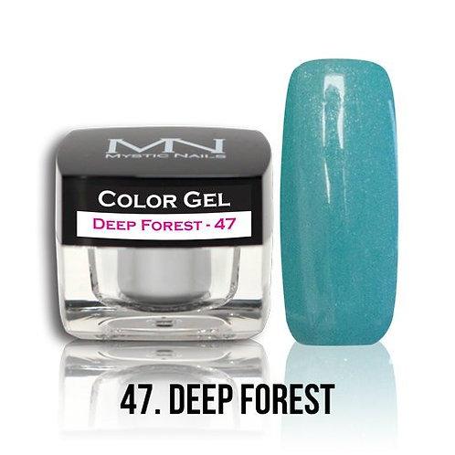 MN Color Gel Deep Forest 47