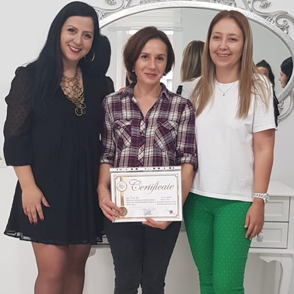 Kaşmir Kirpik sertifikası