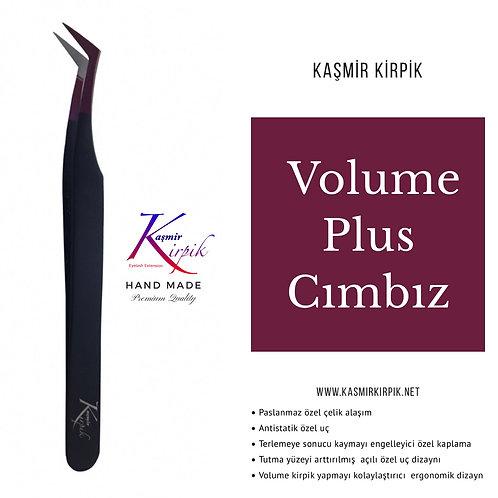 Kaşmir Kirpik ® Volume Plus Cımbız