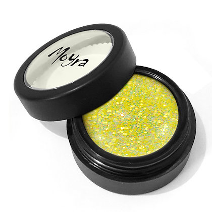 Moyra Wamp effekt glitter sim no 7  5 g