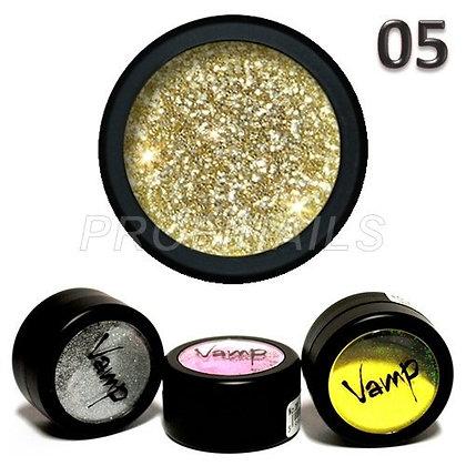 Moyra Wamp effekt glitter sim no 3  5 g
