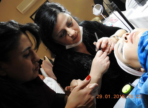 Antalya İpek Kirpik Workshop