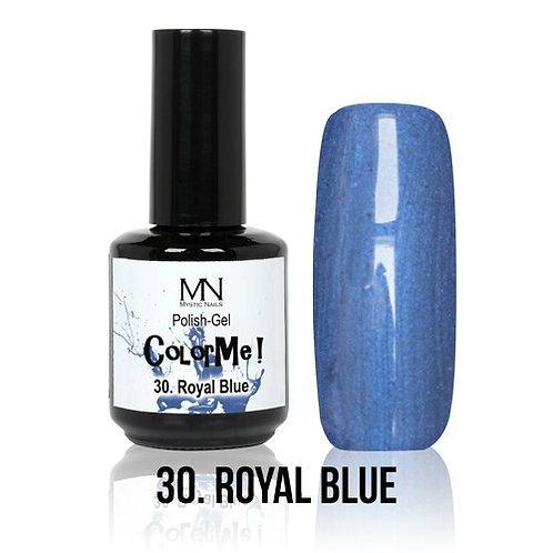 MN Color Me Royal Blue 30