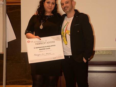 Dünya Kalıcı Makyaj Starı Ennio Orsini ile Kalıcı Makyaj Eğitimi