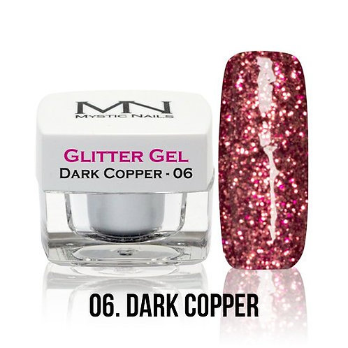 MN Glitter Dark Cooper 4 g