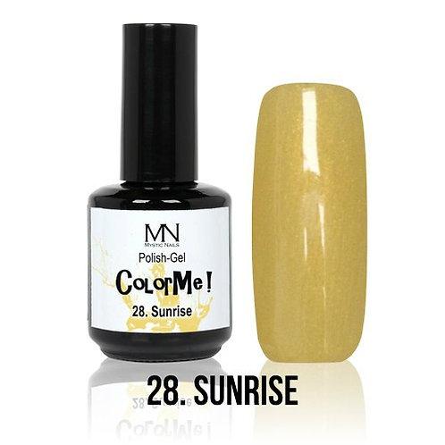 MN Color Gel Sunrise 28